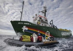 Greenpeace Arctic Sunrise - Украинского моряка с Arctic Sunrise арестовали на два месяца