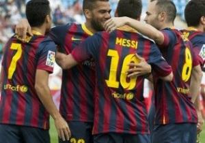 Барселона и Атлетико выдали рекодный старт в истории чемпионата Испании
