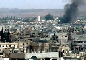 Война в Сирии: Сирийские военные в ходе авиаудара по городу Эр-Ракка попали в здание школы