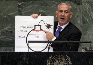 Премьер Израиля намерен рассказать Белому дому и членам ООН  правду об Иране