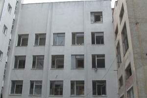 В здании Львовской академии искусств произошел взрыв