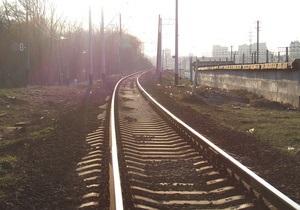 В Запорожье поезд переехал мужчину и женщину, занимавшихся сексом на путях
