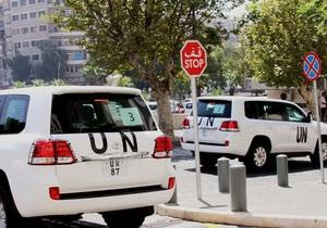 Новости Сирии - Химоружие - Генсек ООН выразил приверженность к мирному решению сирийской проблемы