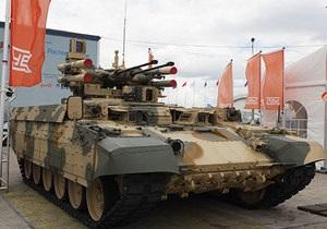 Минобороны РФ может принять на вооружение машину Терминатор-2