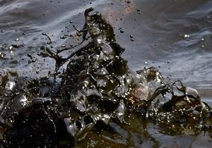 Новости науки - нефтяные пятна: Биологи нашли бактерию, которая  съедает  нефтяные загрязнения