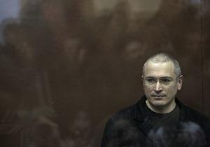 Михаил Ходорковский поддержал осужденных участниц Pussy Riot