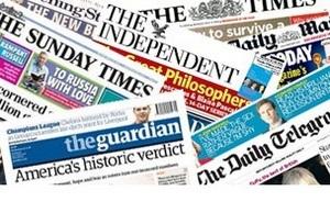 Пресса Британии: гигантские кролики Вермахта