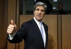 США пока не будут отменять санкции в отношении Ирана - Керри