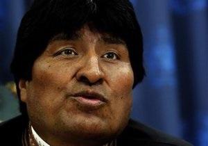 Гадание на листьях коки предсказало президенту Боливии победу на предстоящих выборах