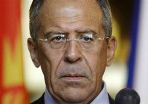 Лавров заявил, что резолюция СБ по химоружию в Сирии не допустит применения силы