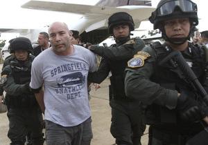 В Таиланде задержан бывший служащий ВМС США, руководивший наркобизнесом в США и Азии