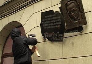 новости Украина - Пресса Украины:  война памятников