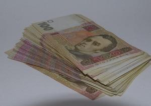 Госдолг Украины за восемь месяцев вырос на четыре миллиарда долларов