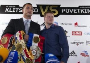 Экс-чемпион мира: Поветкин должен постараться устроить Кличко войну