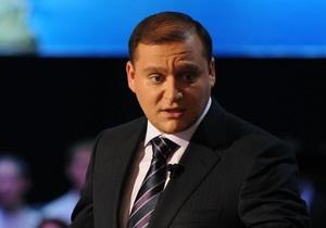 Аваков назвал Добкина  гопником . Регионал парировал твитами о  голубом воришке