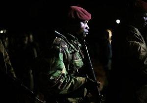 Власти Кении ведут расследование бойни в Найроби