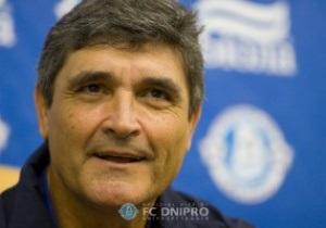 Тренер Днепра сравнил матч против Буковины с игрой в Лиге Европы