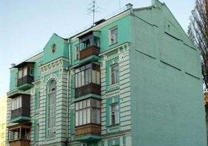 Новости Киева - памятник архитектуры - снос - В центре Киева вновь снесли дом, являвшийся памятником архитектуры