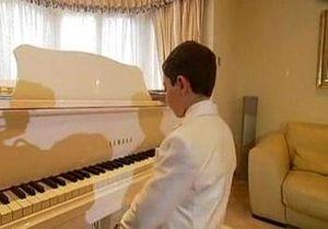 Самый молодой пианист в мире выпускает собственный альбом