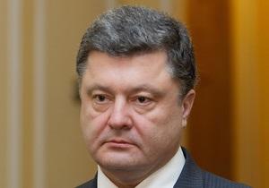 Forbes не исключает, что Порошенко будет баллотироваться на пост президента