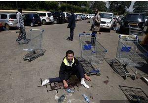 Террор в Кении - В торговом центре в Найроби были убиты 137 заложников - Аш-Шабаб