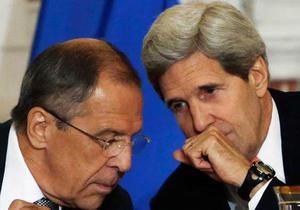 Лавров и Керри обсудили сирийскую проблему на полях сессии Генассамблеи ООН