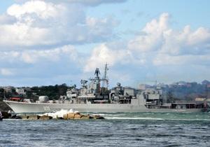 Флагман украинских ВМС отправился к берегам Сомали