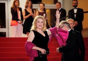 Европейская киноакадемия вручит награду Катрин Денев