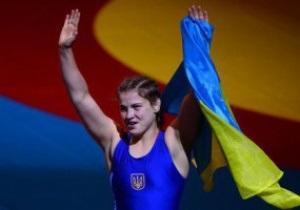 Борьба. Чемпионка мира Махиня: Я буду и дальше выступать за Украину