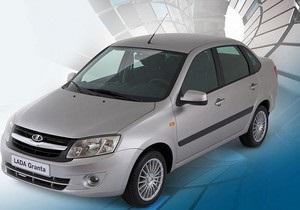 АвтоВАЗ отправляет свои новые модели в иран - лада гранта - лада калина
