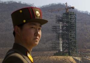 КНДР может вскоре запустить баллистическую ракету