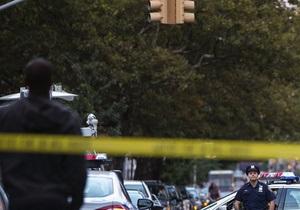 В США возле университета полицейские застрелили вооруженного мужчину