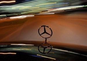 Мелкий ремонт пяти правительственных Mercedes обойдется бюджету в 600 тысяч гривен - НГ