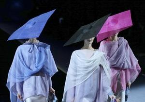 Джорджио Армани закрыл Неделю моды в Милане