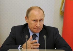Война в Сирии - Путин предостерег от перетекания войны в Сирии в Центральную Азию