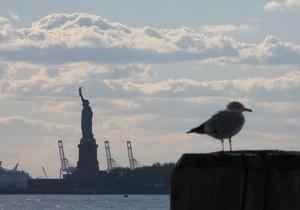 В небе над Нью-Йорком. ВВС США перехватили три самолета над зоной проведения Генассамблеи ООН