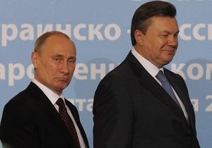 Украина – Россия - WSJ: Шоколадная война Путина