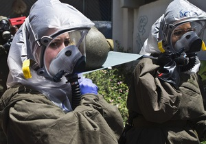 Поезд с химикатами сошел с рельсов на юге Израиля
