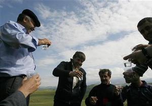 Россияне намерены следить за перевозкой своего спирта из космоса - глонасс