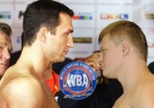 Джонатан Бэнкс: Кличко и Поветкин боксеры разных уровней