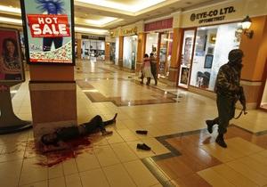 Фотогалерея: Террор в Кении. Ужасающие последствия атаки исламистов на торговый центр в Найроби