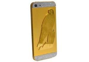 Золото, яблоки, пески. Арабы выпустили ювелирные версии нового iPhone с бриллиантами - iphone 5s - iphone 5c - новый айфон