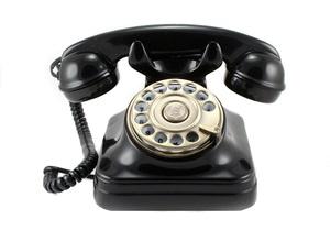 С какого слова раньше начинался разговор потелефону