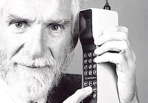 40 лет мобильной связи в мире
