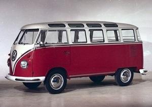 Закат эпохи. Volkswagen остановил производство легендарных hippie-mobile