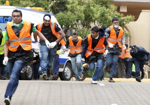 Серия новых взрывов прогремела в Найроби. Спецназ продолжает штурм здания