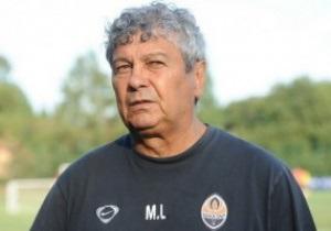 Мирча Луческу стал рекордсменом Шахтера