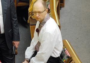 Второй фронт. Forbes изучил планы соратников Яценюка по созданию новой партии - фронт змін
