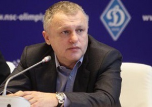 Президент Динамо: Я не могу сказать, что виноват Блохин
