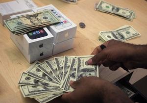 15-18 тысяч за штуку. Новые версии iPhone появились в Украине